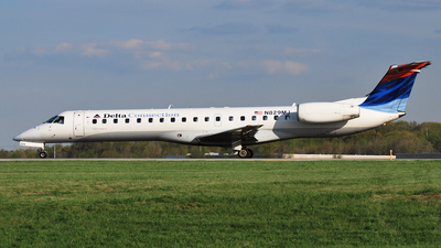 N829MJ - Embraer ERJ-145LR - Delta Connection (Freedom Airlines)