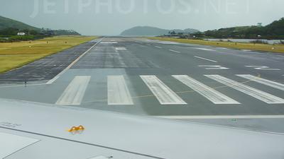YBHM - Airport - Runway