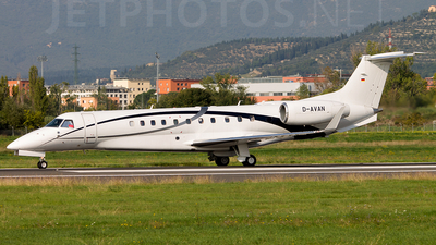 D-AVAN - Embraer ERJ-135BJ Legacy 600 - Avangard Aviation