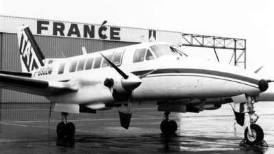 F-BSUZ - Beech 99 Airliner - TAT European Airlines