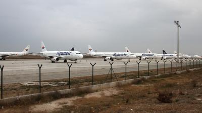 EC-KOX - Airbus A320-232 - Spanair