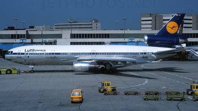 D-ADBO - McDonnell Douglas DC-10-30 - Lufthansa