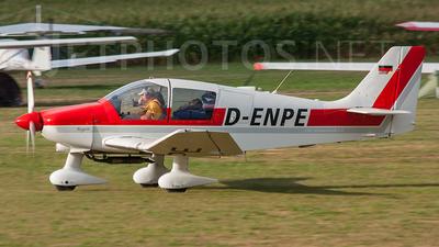 D-ENPE - Robin DR400/180 Régent - Private