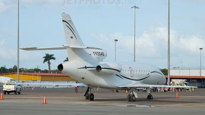 YV2040 - Dassault Falcon 900B - Private