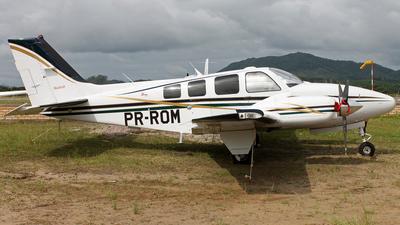 PR-ROM - Beechcraft 58 Baron - Private