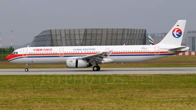 D-AZAI - Airbus A321-231 - China Eastern Airlines