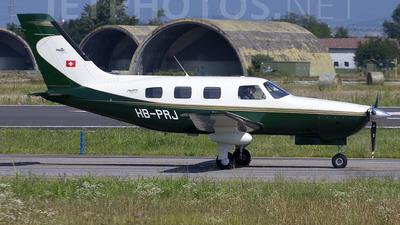 A picture of HBPRJ - PiperPA46350P Malibu - [4636309] - © Roberto Bianchi