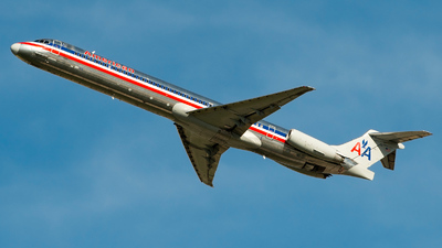 N578AA - McDonnell Douglas MD-82 - American Airlines