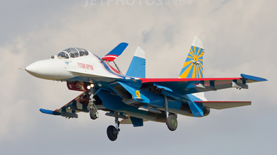 08 - Sukhoi Su-27 Flanker - Soviet Union - Air Force