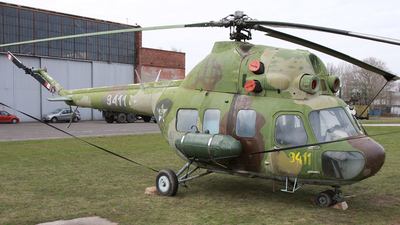 9411 - PZL-Swidnik Mi-2 Hoplite - Hungary - Air Force