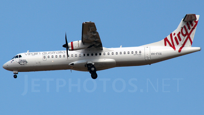 VH-FVX - ATR 72-212A(500) - Virgin Australia Regional Airlines (Skywest Airlines)