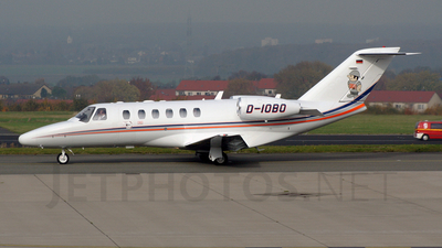 D-IOBO - Cessna 525A CitationJet 2 - Private