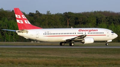 4L-TGT - Boeing 737-4Q8 - Georgian Airways (AirZena)