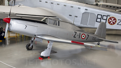 MM53286 - Fiat G46 - Italy - Air Force