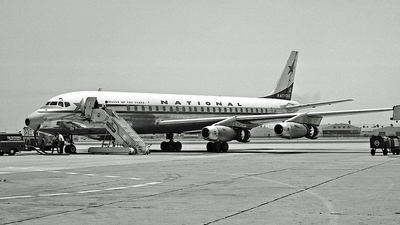 N6573C - Douglas DC-8-21 - National Airlines