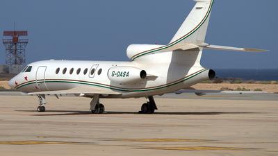 G-DASA - Dassault Falcon 50 - Private