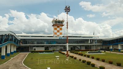 SBBV - Airport - Terminal