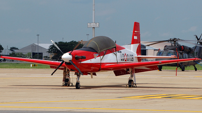 LD-0108 - KAI KT-1 Woong-Bee - Indonesia - Air Force