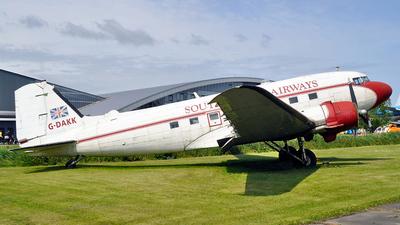 G-DAKK - Douglas DC-3 - South Coast Airways