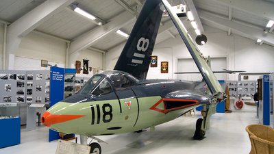 118 - Hawker Sea Hawk FGA.6 - Netherlands - Navy