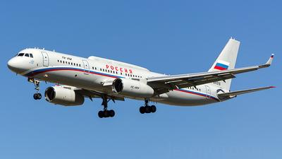 RA-64516 - Tupolev Tu-214SR - Rossiya - Special Flight Squadron