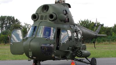 7332 - PZL-Swidnik Mi-2 Hoplite - Poland - Air Force