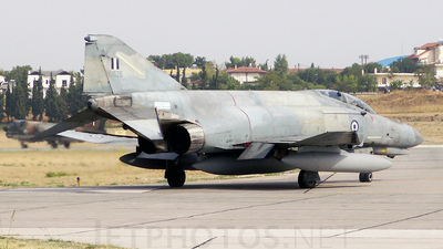 01525 - McDonnell Douglas F-4E AUP Phantom II - Greece - Air Force