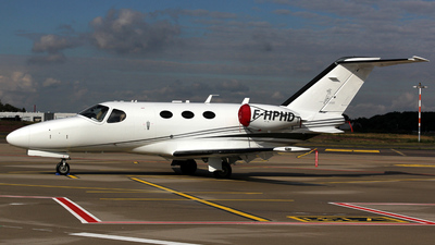 F-HPHD - Cessna 510 Citation Mustang - Unknown