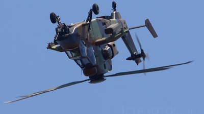 2013 - Eurocopter EC 665 Tiger - France - Army