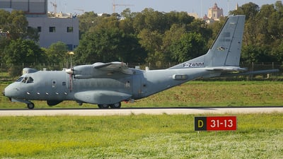 F-ZWMM - CASA CN-235M-200 - Turkey - Navy