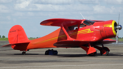 NC19466 - Beechcraft F17D Staggerwing - Private