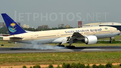 HZ-AKP - Boeing 777-268(ER) - Saudi Arabian Airlines