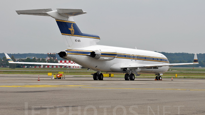 HZ-AB3 - Boeing 727-2U5(Adv) - Al Anwa Aviation