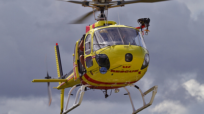VH-ELR - Aérospatiale AS 350BA Ecureuil - Surf Life Saving Services Queensland