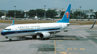 B-5596 - Boeing 737-81B - China Southern Airlines