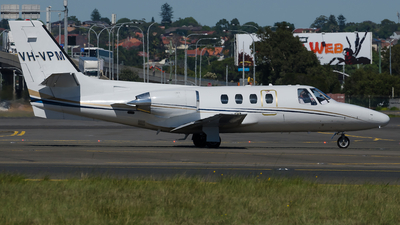 A picture of VHVPM - Cessna 501 Citation 1/SP - [5010205] - © Jayden Laing