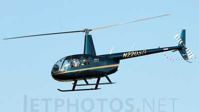 A picture of N220SG - Robinson R44 Raven II - [10220] - © Agustin Anaya