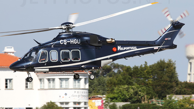 CS-HGU - Agusta-Westland AW-139 - HeliPortugal