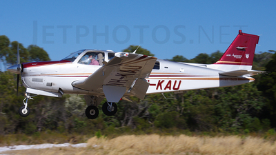 VH-KAU - Beechcraft G36 Bonanza - Private