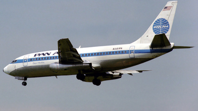 N381PA - Boeing 737-275(Adv) - Pan Am