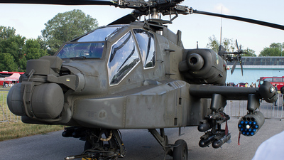 Q-13 - Boeing AH-64D Apache - Netherlands - Royal Air Force