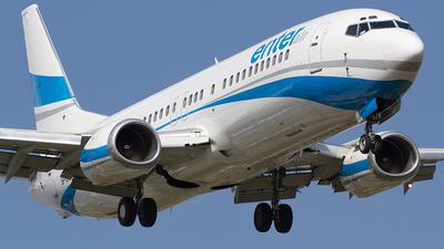 SP-ENE - Boeing 737-4Q8 - Enter Air