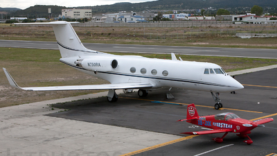 N750RA - Gulfstream G-II - Private