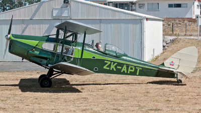 ZK-APT - De Havilland DH.83 Fox Moth - Private