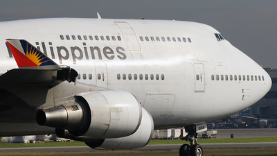 RP-C8168 - Boeing 747-4F6 - Philippine Airlines