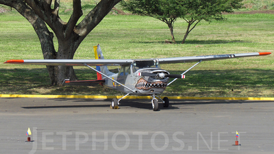FAC2418 - Cessna T-41 Mescalero - Colombia - Air Force