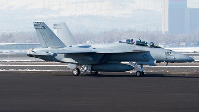 168376 - Boeing EA-18G Growler  - United States - US Navy (USN)