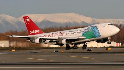 N643NW - Boeing 747-249F(SCD) - Northwest Cargo