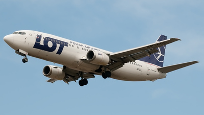 SP-LLL - Boeing 737-4Q8 - LOT Polish Airlines