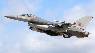 15114 - General Dynamics F-16AM Fighting Falcon - Portugal - Air Force